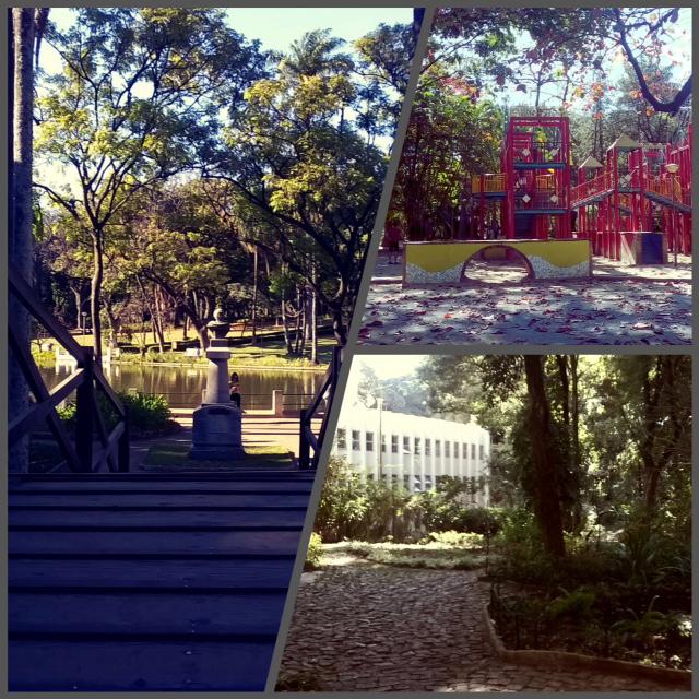 Parque belo