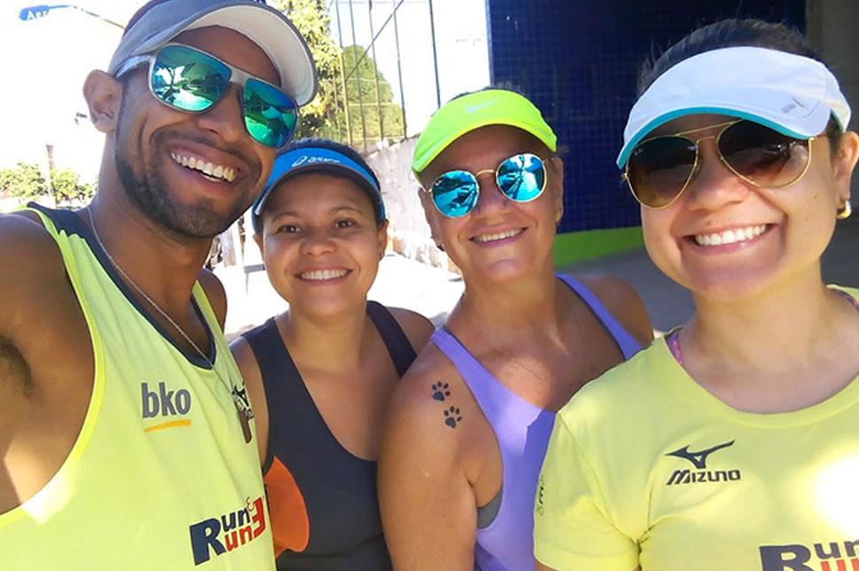 correr na Bernardo Vasconcelos