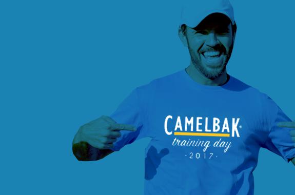 Camisa do CamelBak Training Day
