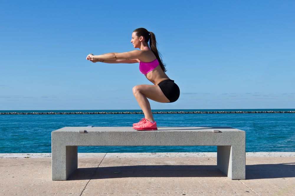 atleta mostrando como o fortalecimento muscular para corredores pode ser benéfico